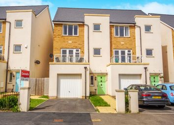 Thumbnail 4 bed semi-detached house for sale in Willowherb Road, Emersons Green, Bristol