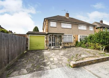 Gidea Park, Romford, Havering RM2. 3 bed semi-detached house