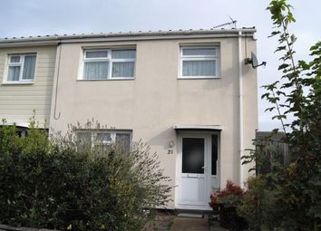 Thumbnail 3 bed end terrace house for sale in Kings Lynn, Norfolk