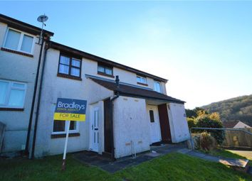 Thumbnail 1 bed flat for sale in Redruth Close, Plymouth, Devon