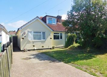 Thumbnail 3 bed terraced bungalow for sale in Northways, Stubbington, Fareham