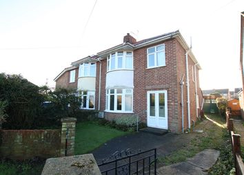 3 bed semi-detached house for sale in Combs Lane, Stowmarket, Suffolk IP14