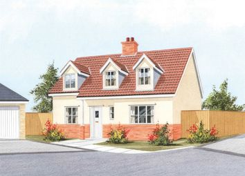 Thumbnail 3 bedroom property for sale in Mildenhall Road, West Row, Bury St. Edmunds