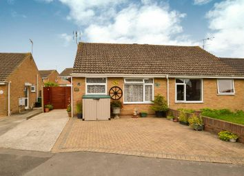 Thumbnail 2 bed bungalow for sale in Heron Close, North Bersted, Bognor Regis, West Sussex