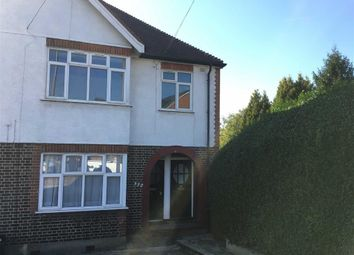Thumbnail 3 bed flat to rent in Southcroft Road, London