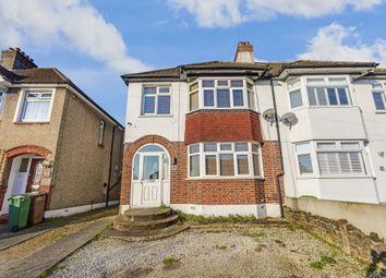 3 bed semi-detached house for sale in Duke Of Edinburgh Road, Sutton, Surrey SM1