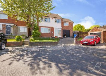 Thumbnail 5 bed detached house for sale in Colwick Close, Mansfield