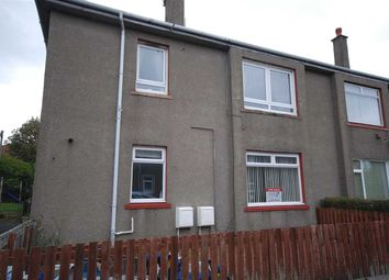 Thumbnail 2 bed flat for sale in Barrie Terrace, Ardrossan