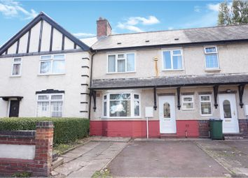 Thumbnail 3 bed terraced house for sale in Menin Road, Tipton