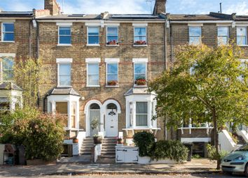 Thumbnail 1 bed flat for sale in Huddleston Road, London