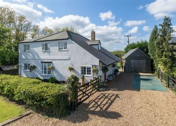 Thumbnail 4 bedroom detached house for sale in Station Road, Kimbolton, Huntingdon