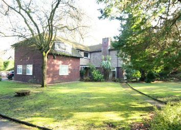 Thumbnail 2 bed flat to rent in The Conifers, Suffolk Road, Altrincham