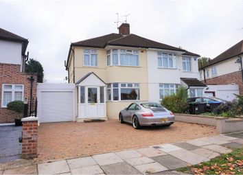 Thumbnail 3 bed semi-detached house for sale in Cranleigh Gardens, London
