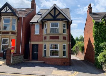 Thumbnail 4 bed detached house for sale in Kingshill Road, Swindon