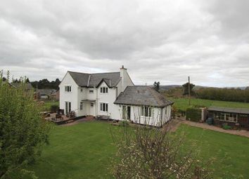 Thumbnail 4 bed detached house for sale in Hospital Road, Talgarth, Brecon
