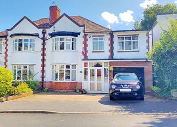 Thumbnail 4 bed semi-detached house for sale in Charlemont Avenue, West Bromwich, West Midlands