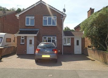 Thumbnail 4 bedroom detached house for sale in Brookside, Barlestone, Nuneaton, Leicestershire