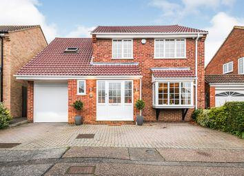 4 bed detached house for sale in Quilp Drive, Broomfield, Chelmsford CM1