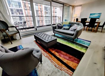 Thumbnail 1 bed flat for sale in Baltic Apartments, 11 Western Gateway, London