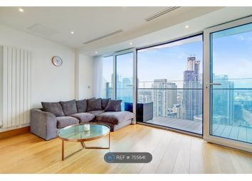 Thumbnail 1 bed flat to rent in Arena Tower, London