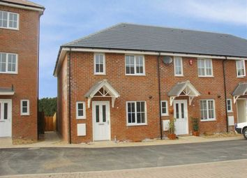 Thumbnail 3 bedroom end terrace house for sale in Firemans Run, Woburn Sands, Milton Keynes