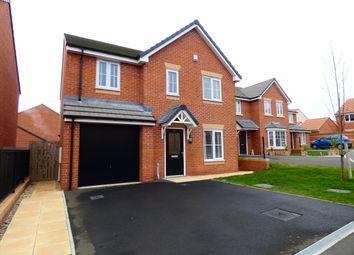 Thumbnail 4 bed detached house for sale in Castlerigg Close, Annandale Park, Skelton