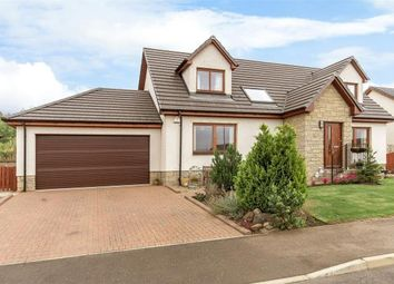 Thumbnail 4 bed detached house for sale in Coronation Avenue, Scone