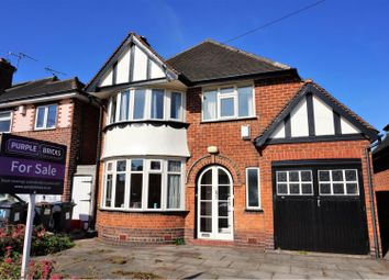 Thumbnail 3 bed detached house for sale in Beeches Drive, Birmingham