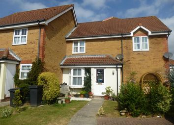 Thumbnail 2 bed end terrace house for sale in Quebec Close, Eastbourne