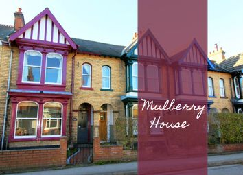 Thumbnail 3 bed terraced house for sale in Armoury Road, Selby