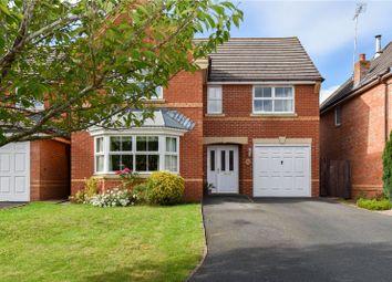 Bourne Close, Kington, Worcester, Worcestershire WR7. 4 bed detached house for sale