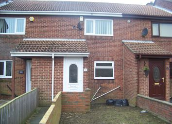 Thumbnail 2 bed terraced house for sale in Hamilton Court, Shotton Colliery, Durham