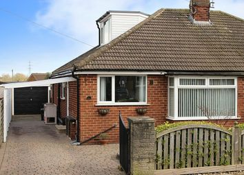 Thumbnail 3 bed semi-detached bungalow for sale in Sandhill Drive, Harrogate