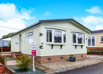 Thumbnail 2 bedroom mobile/park home for sale in Eastfield Park, Tuxford, Newark