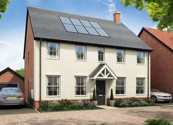 "Thumbnail 4 bedroom detached house for sale in ""Staunton"" at Stansted Road, Elsenham, Bishop's Stortford"
