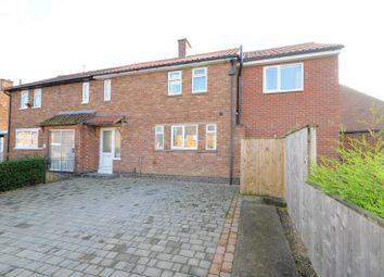 Thumbnail 4 bed semi-detached house to rent in Farmlands Road, Dringhouses, York.