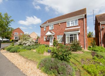 Thumbnail 4 bed detached house for sale in Manchester Way, St. Ives, Cambridgeshire