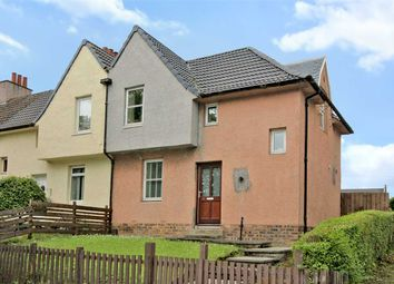 Thumbnail 3 bed end terrace house for sale in Queensferry Road, Rosyth, Dunfermline