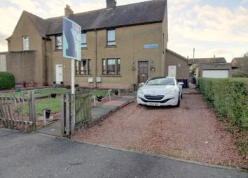 Thumbnail 3 bed end terrace house for sale in Houstoun Terrace, Uphall Station, Livingston