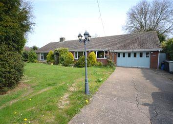Thumbnail 4 bed bungalow for sale in Littlefield Lane, Marshchapel