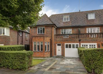 Thumbnail 5 bed semi-detached house for sale in Linden Lea, London