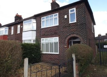 Thumbnail 3 bedroom semi-detached house for sale in Burnage Lane, Manchester, Greater Manchester