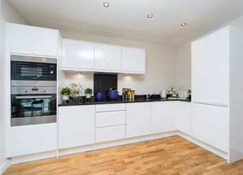 Thumbnail 1 bed flat for sale in Greenwich High Road, London