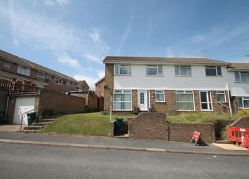 Thumbnail 3 bed end terrace house for sale in Rudyard Road, Brighton, East Sussex