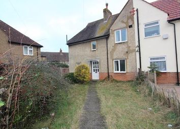 Thumbnail 3 bed semi-detached house for sale in Narrow Way, Bromley, Kent