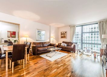 Thumbnail 3 bedroom flat to rent in South Quay Square, London