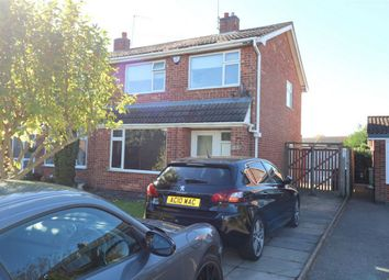 Thumbnail 3 bed semi-detached house for sale in Bramley Road, Market Deeping, Lincolnshire