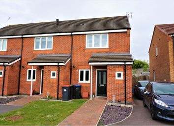 Thumbnail 2 bed town house for sale in Carnelian Drive, Sutton-In-Ashfield