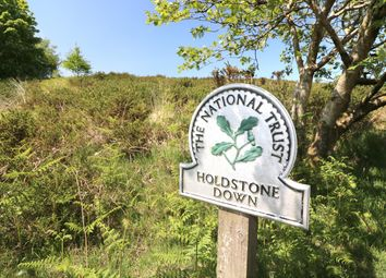 Thumbnail 2 bed cottage for sale in Holdstone Down, Combe Martin, Ilfracombe