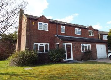 Thumbnail 4 bed property to rent in Castle Way, Ashby-De-La-Zouch